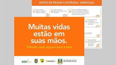 DetranRS apresenta atividades para a Operação Verão para Todos RS 2019