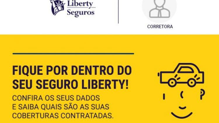 Liberty lança Welcome Kit Digital do segurado