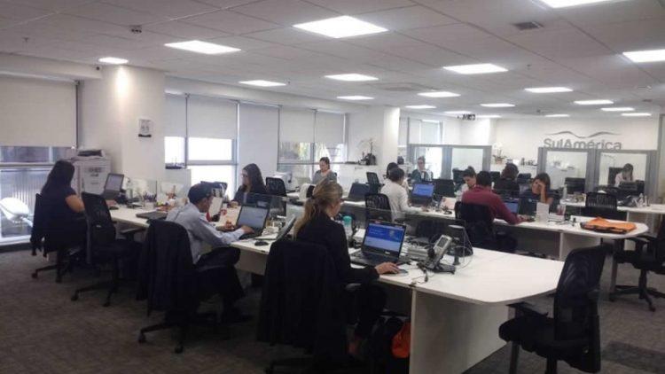 Diretoria regional RJ/ES da SulAmérica está de casa nova