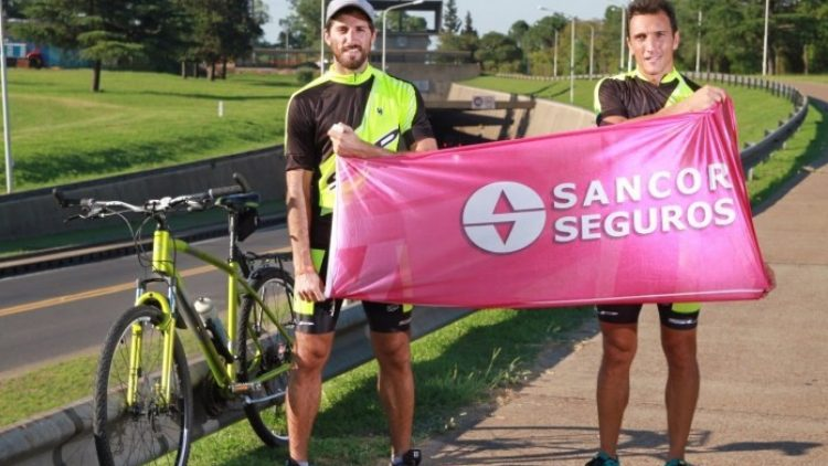 Corretores Argentinos incentivam o uso da bicicleta