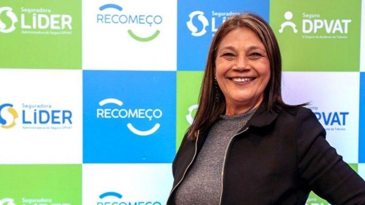 Por dentro do Recomeço: Entrevista com Renatrudes Costa, beneficiária do Seguro DPVAT recolocada no mercado de trabalho