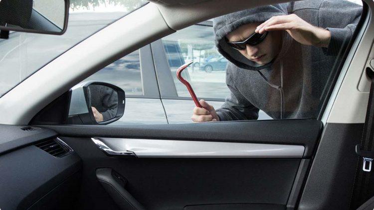 Porto Alegre teve média de 30 veículos roubados ou furtados por dia em 2018