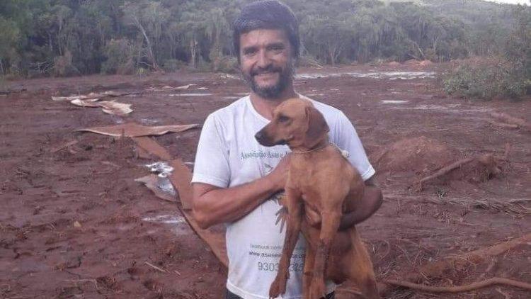 ONG apoiada pelo SindSeg MG/GO/MT/DF resgata animais em Brumadinho