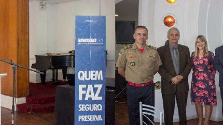 ALMOÇO DO MERCADO SEGURADOR