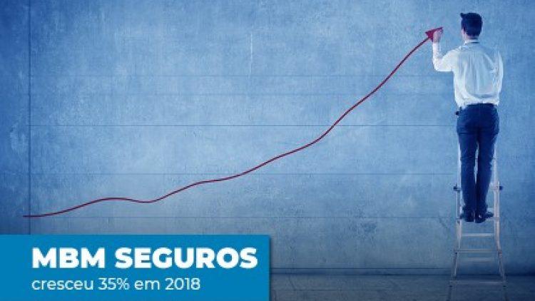 MBM Seguros cresceu 35% em 2018
