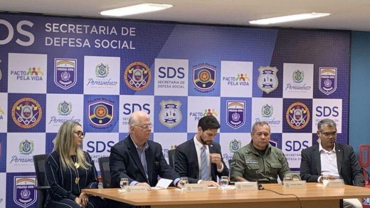 Seguradoras unem forças com a polícia de Pernambuco para combater fraudes