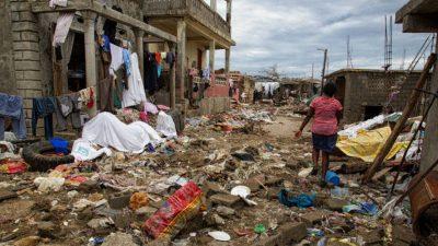 Perdas seguradas geradas por catástrofes atingiram US$ 76 bi em 2018