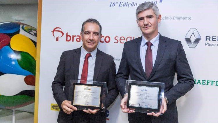 Grupo Bradesco Seguros é homenageado no Prêmio Sindirepa-SP